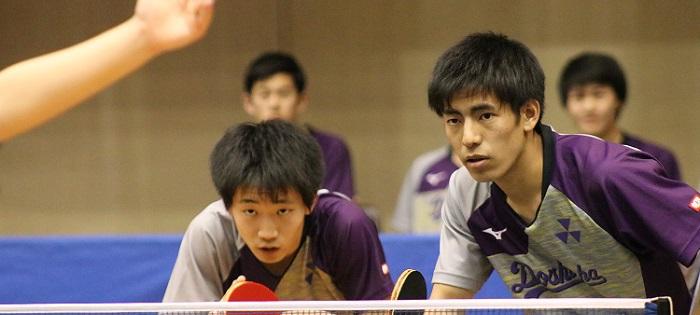 卓球 関西 連盟 学生